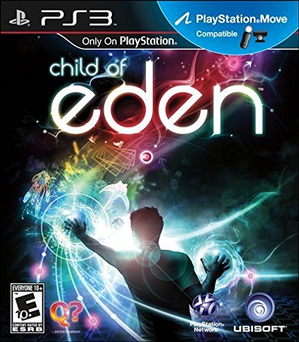 Child of Eden Playstation 3, Multi-sensory effect: A visionary entertainment experience... by