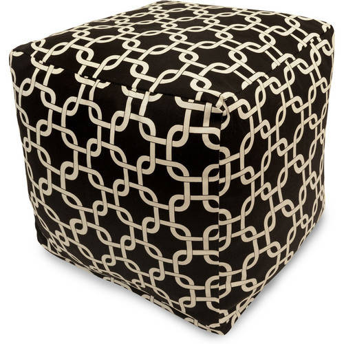 Majestic Home Goods Links Bean Bag Cube
