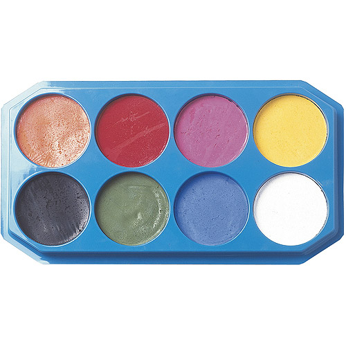 Snazaroo Face Paint Pallette