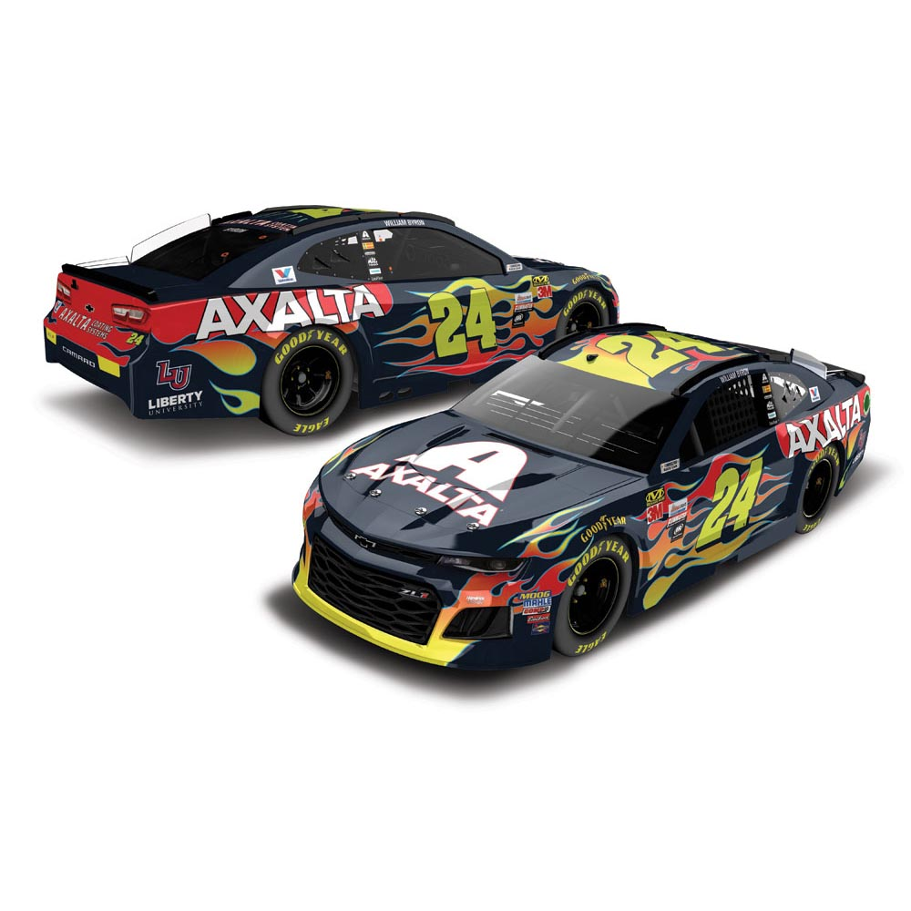 William Byron RCCA 2018 #24 Axalta Coating Systems 1:24 Monster Energy Nascar Cup Series... by Lionel LLC