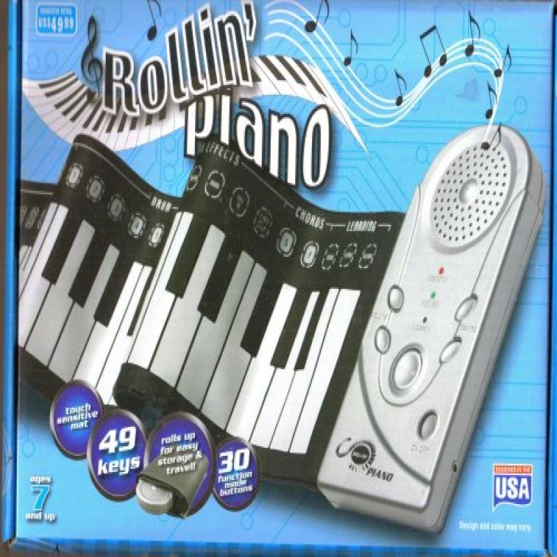 Electronic Keyboard Playmat
