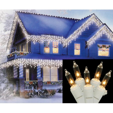 how to connect christmas lights
