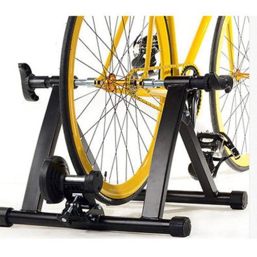 Zimtown Adjustable Indoor Bike Turbo Stationary Trainer S...