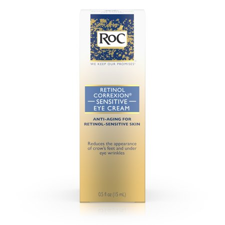 RoC Retinol Correxion Anti-Aging Sensitive Skin Eye Cream,.5 fl.