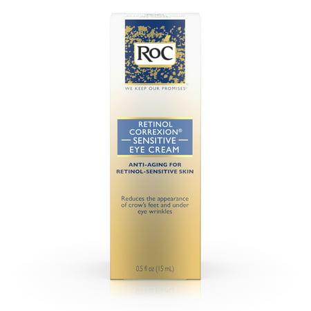 RoC Retinol Correxion Anti-Aging Sensitive Skin Eye Cream,.5 fl.