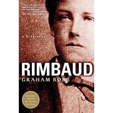 Rimbaud - Graham Norton Halloween