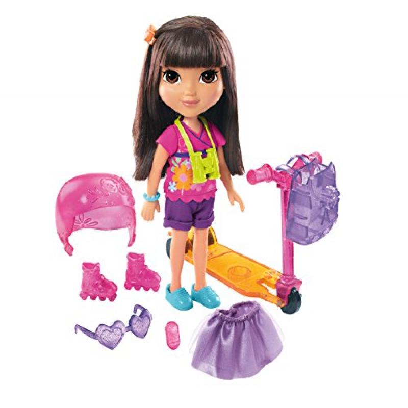 Fisher Price Nickelodeon Dora and Friends Dora Loves Adventure Toy by