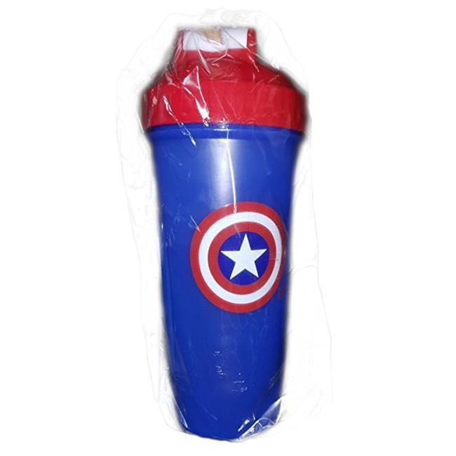 28 oz Hero Series Shaker Cup Captain America