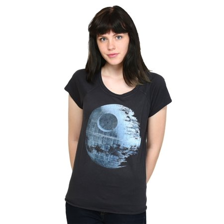 Womens Star Wars Death Star T-Shirt