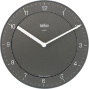 Braun Men's  Clock BNC006GYGY