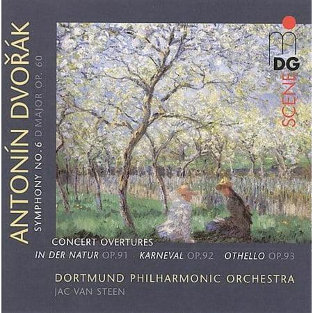 DVORK: SYMPHONY NO. 6; CONCERT - Symphony Halloween Concert