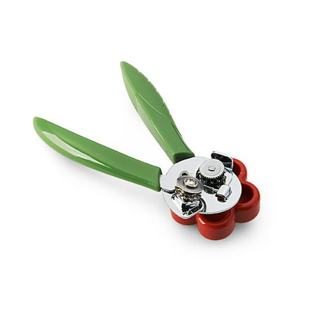 Flower Tools Can Opener, Package includes one can opener By Kizmos 1 X Cyan Package