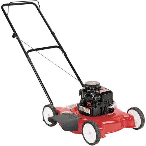 "Yard Machines 20"" Side Discharge Gas Push Mower"