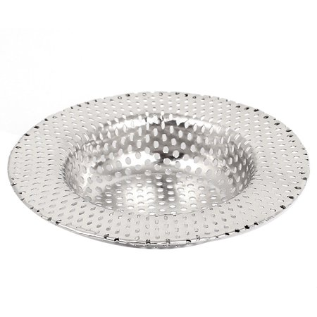 Kitchen Bathroom Metal Mesh Hole Design Sink Strainer
