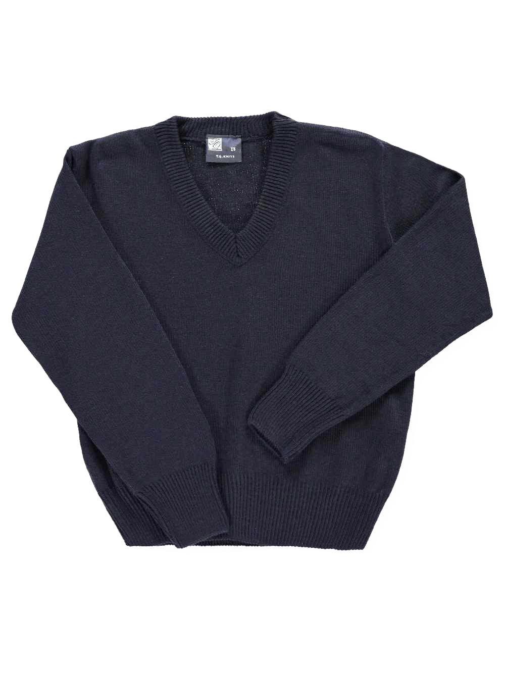 Big Boys' Control-Pil V-Neck Sweater (Sizes 8 - 20)