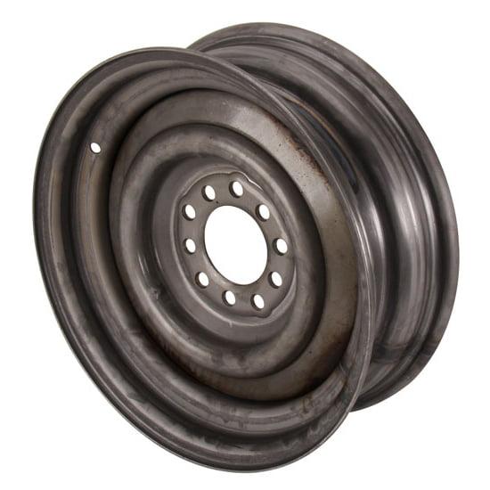 Speedway Smoothie 15x5  Steel Wheel, 5 on 4.5/4.75, 3.0 BS