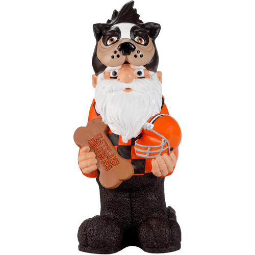 Forever Collectibles Cleveland Browns Thematic Gnome