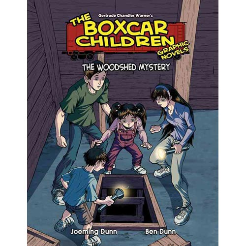 The Boxcar Children: The Woodshed Mystery