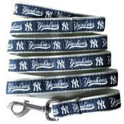 Pets First MLB New York Yankees Cats and Dogs Durable Pet Leash, Large