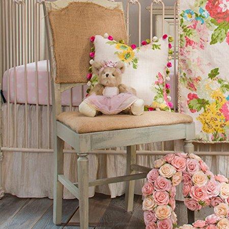 Charlotte 2 Piece Baby Girl Crib Bedding Set by Glenna Jean - image 2 de 5