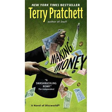 Making Money - Halloween Money Making