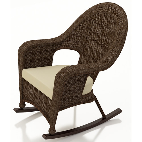 Forever Patio Winslow Rocking Chair with Cushions