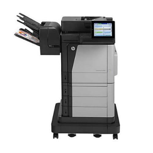 HP Color LaserJet Enterprise Flow Multifunction M680z Las...