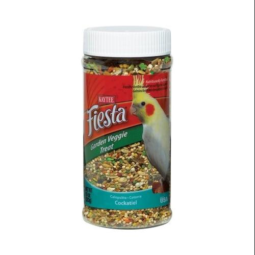 Fiesta Garden Veggie Treat Jar Multi-Colored