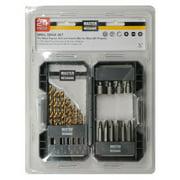 647372 26-Pc. Titanium Drill & Drive Set - Quantity 1