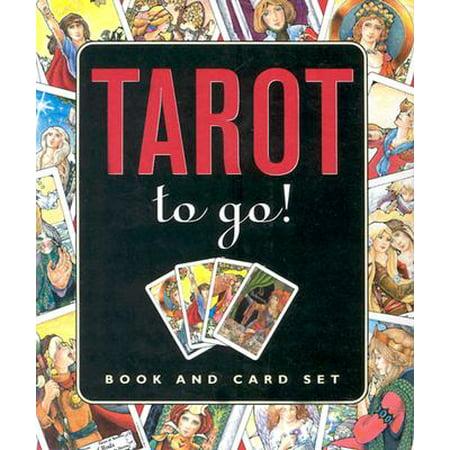 Tarot to Go Bk & Mini Deck