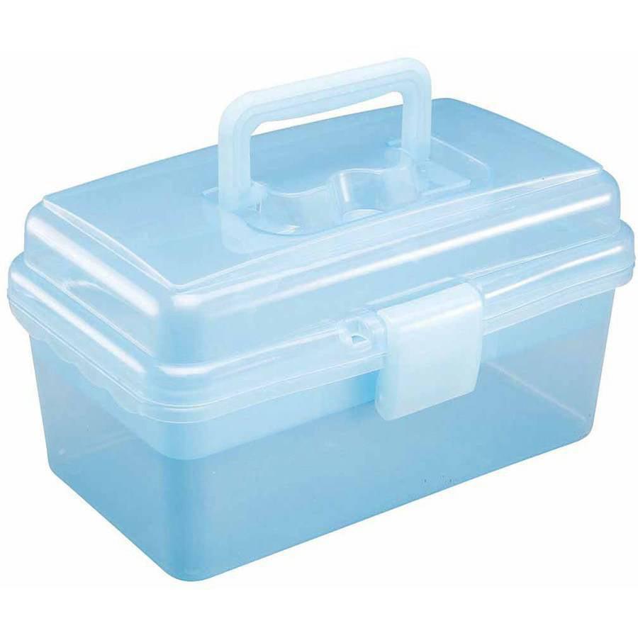 "Heritage Alvin Art Tool Box, 9.5"" x 5.25"" x 5"", Plastic"