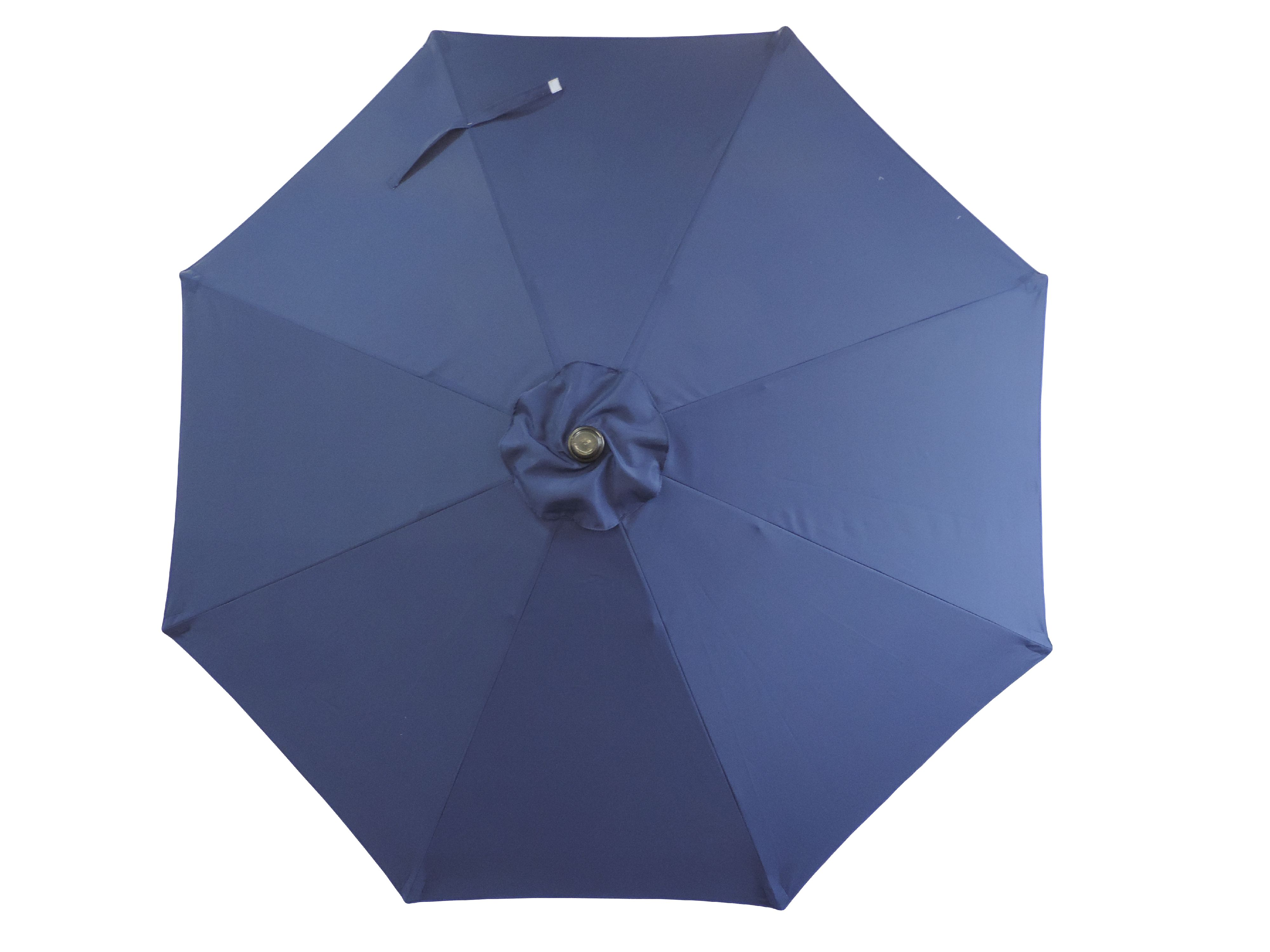 Premium Market Outdoor Patio Umbrella  NAVY BLUE (Crank U0026 Tilt) STAND SOLD  SEPARATELY