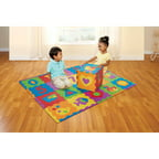 Spark, Create, Imagine Numbers, Shapes and Animals Foam Mat