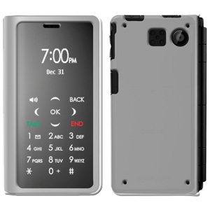Premium Clear Snap On Hard Shell Case for Sprint Kyocera Innuendo SCP6780, Kyocera Innuendo SCP6780, Sanyo Innuendo, Sprint Sanyo Innuendo