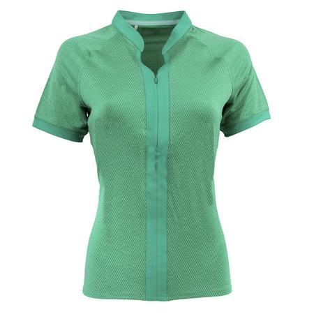 Adidas Womens Sport Trainer - adidas Women's SS Polo Shirt Coregreen S