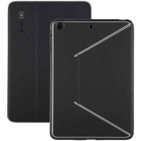 the best attitude 5aea8 7ab02 SPECK SPK-A2692 iPad mini(TM) with Retina(R) display DuraFolio Case  (Black/Slate Gray)