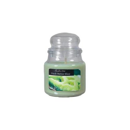 - Candle,-Lite 3827170 Candle With Bubble Lid, 3 oz Capacity, 2.51 in Dia X 3.62 in H, Fern Green