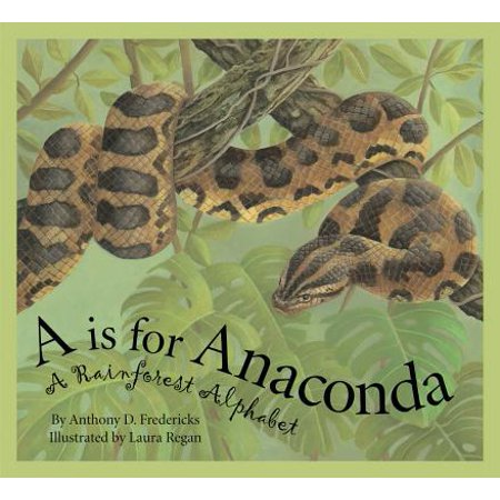 Anaconda Kids (A is for Anaconda : A Rainforest)