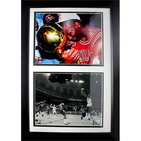 Encore Industries Nba Michael Jordan Double Custom Frame