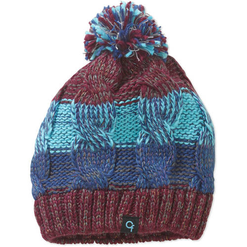 Cold Front Ladies Beanie w/Pom