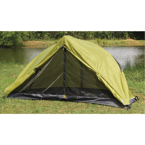 "Texsport Cliff Hanger 1 Three-Season 79"" x 29"" Backpacking Tent, Sleeps 1 by Texsport Inc."