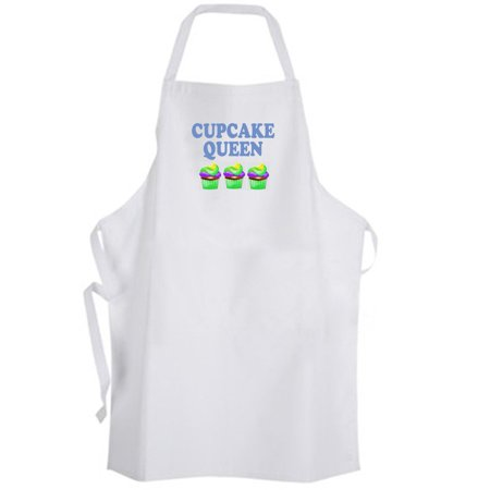 Aprons365 - Cupcake Queen – Apron Baking Baker Chef Cook Kitchen - Cupcake Queen