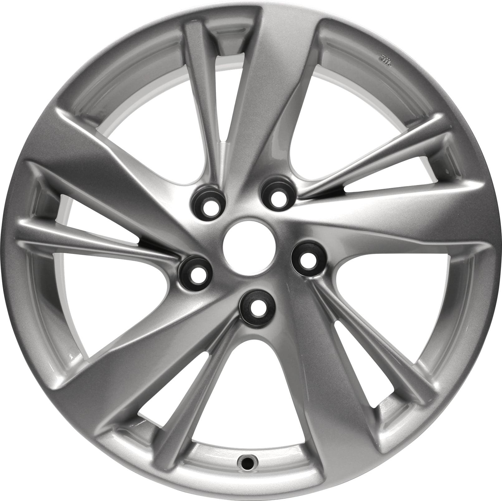 Aluminum Wheel Rim 17 Inch For 2013 2015 Nissan Altima Tire Fits R17 Walmart Com Walmart Com