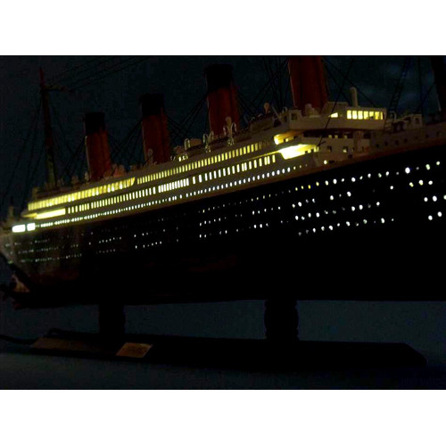 Hand Craft Model Handcrafted Nautical Decor RMS Britannic...