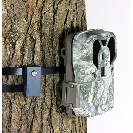 Trail Camera Lock by Guardian - Game Cam Tree Mount Holder Accessory and Heavy Duty Metal Security Locking Strap To Replace Lockbox and Reduce Theft (36 inch 1 pack)