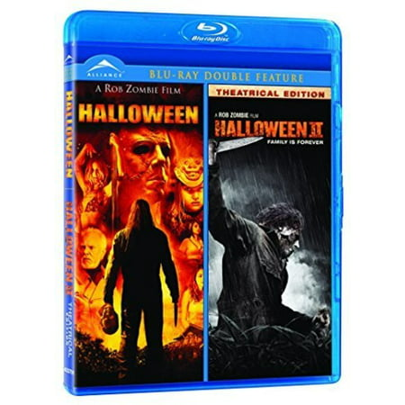 Halloween / Halloween II (Blu-ray)](Halloweens The One Time Of Year)