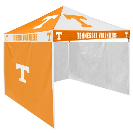 Tennessee Volunteers NCAA 9' x 9' Checkerboard Color Pop-Up Tailgate Canopy Tent