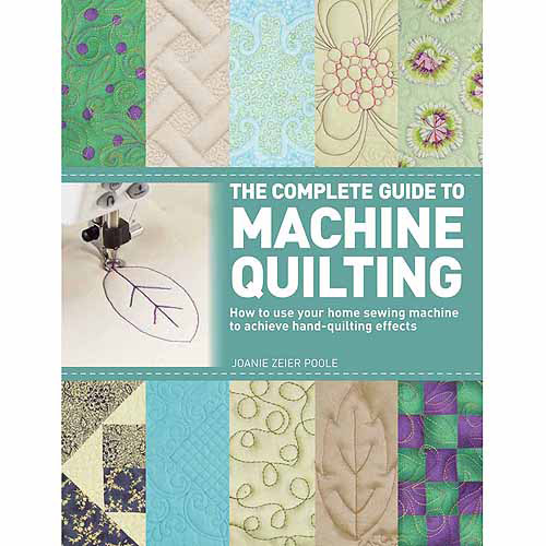 St. Martin's Books, Complete Guide to Machine Quilting