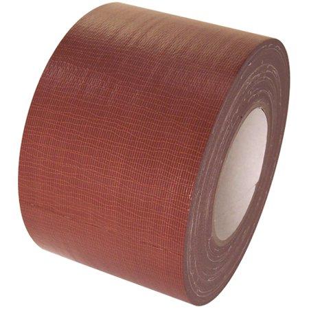CDT-36 4 inch x 60 yards Dark Brown Duct Tape (Dark Brown Duct Tape)