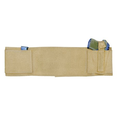 PSP BELLYBANDNL Concealed Carry Belly Band Universal Handgun Nylon